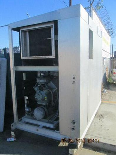 Used 2001 RANSCO COMBINATION AIR SUPPLY 68 - 122 DEGREES F INDUSTRIAL AIR HANDLER
