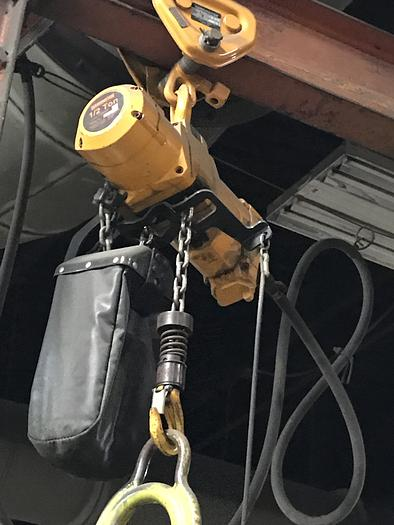 HARRINGTON AIR HOIST