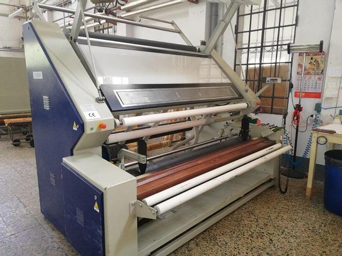 Used Inspection Rolling machine TECNOTEAM  2009  1800 mm