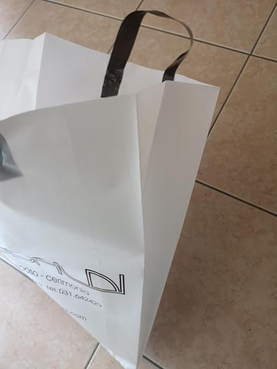 1999 De Benardi 80G -SH for the production of film soft loop handles bags