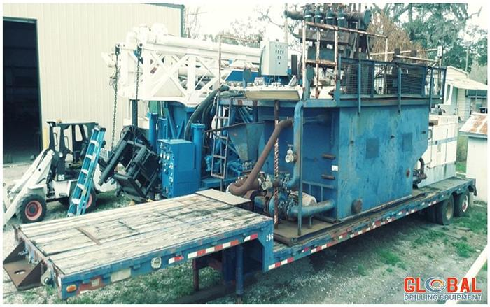 Used Item 0712 : 2000 Tri-Flow TFIMFS023 T/A Mud Recycler