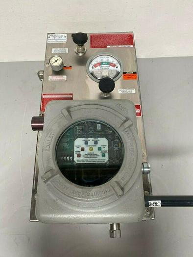 Used Adalet XJHAGC Explosion Proof Electrical Control Unit w/ SS Enclosure