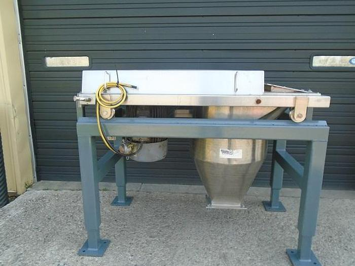 Used USED QUADRO COMIL, MODEL 198 S, STAINLESS STEEL, SANITARY