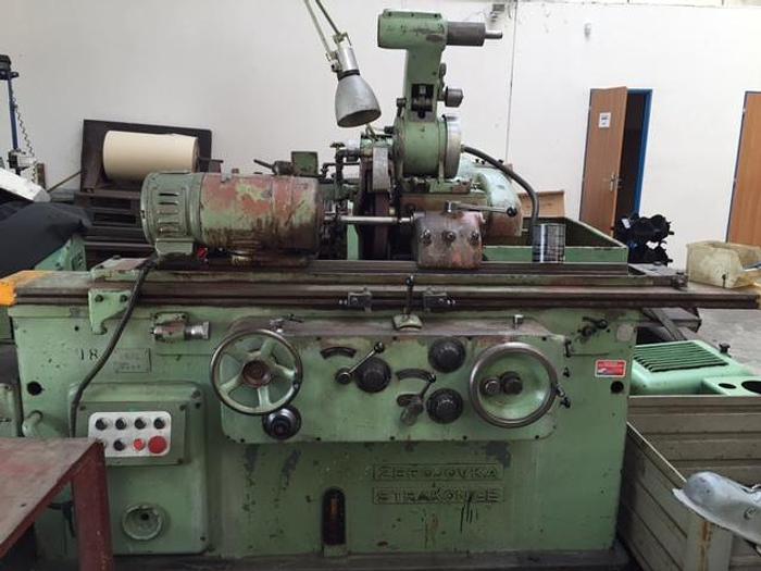 Used TOS BKB 750 Cylindrical Grinder