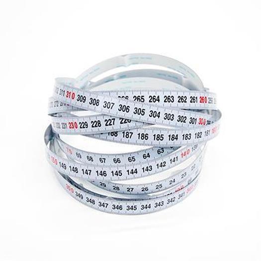 3.5-Meter Self-Adhesive Measuring Tape (R-L Reading)