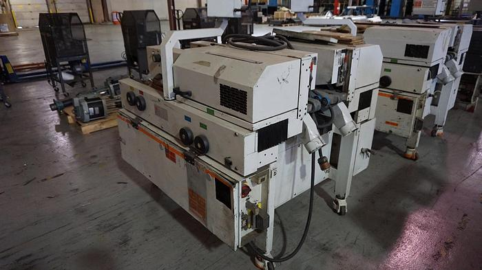 Used Gammerler Model RS114/530 4 Knife Rotary trimming system