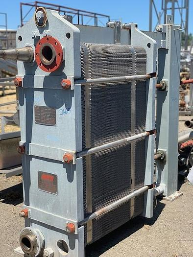 Used APV Plate Heat Exchanger with Heat Set