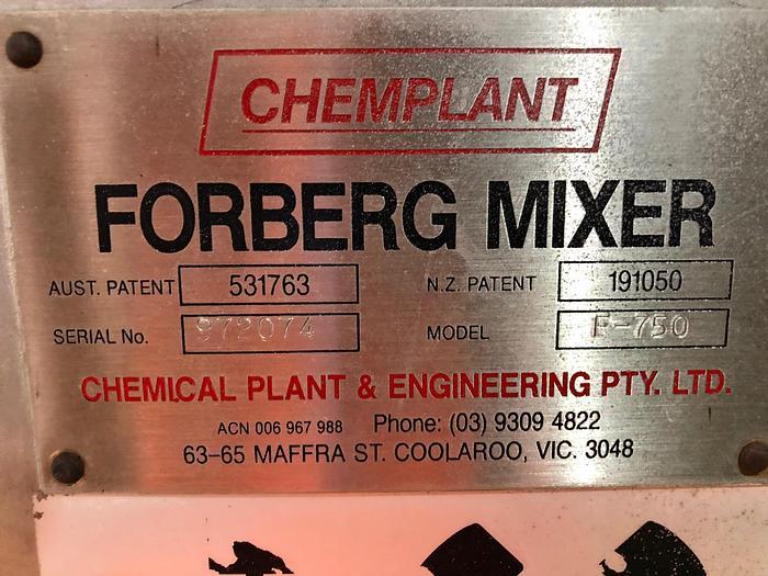 FORBERG F-750
