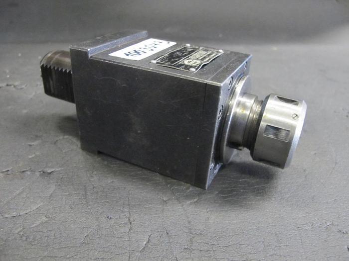 Angetriebenes Werkzeug VDI 40 Werkzeugaufnahme Sauter