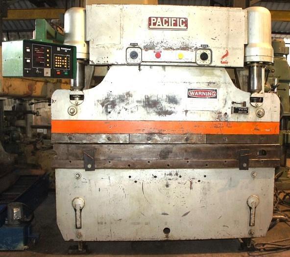 Used PACIFIC NC PRESS BRAKE (55 ton X 2000 mm)