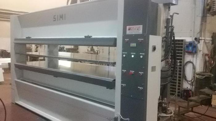 1994 - ricertificata 2016 SIMI SIMI SMH3500