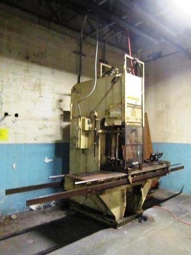 Used Hannifin 100 Ton Vertical Hydraulic Press