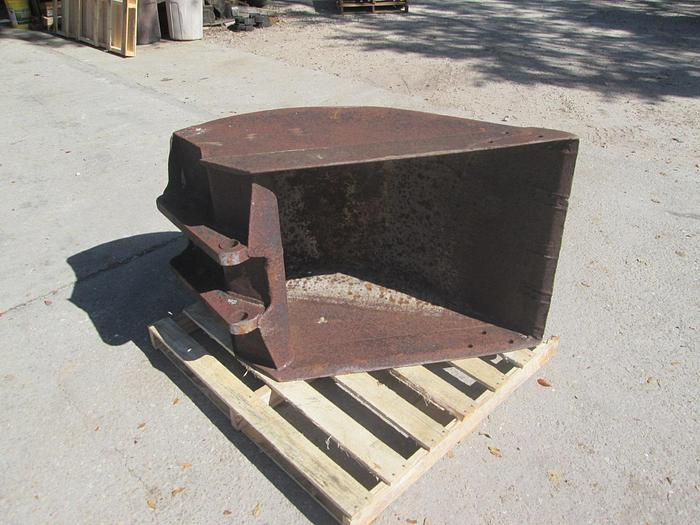 Used Backhoe Buckets and Grading Blade