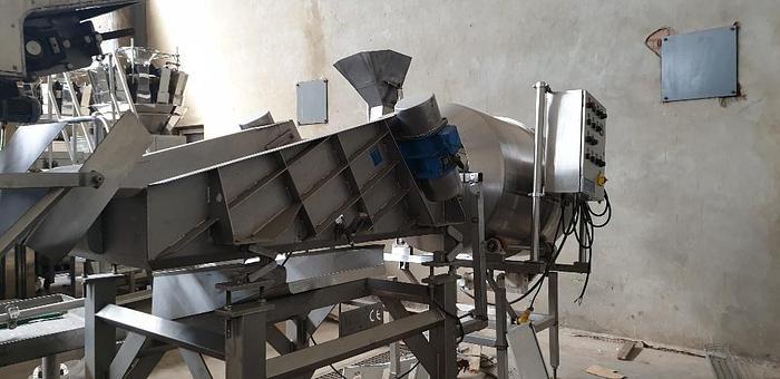 KIREMKO Potato Chip Line - NO LONGER AVAILABLE June 2/20