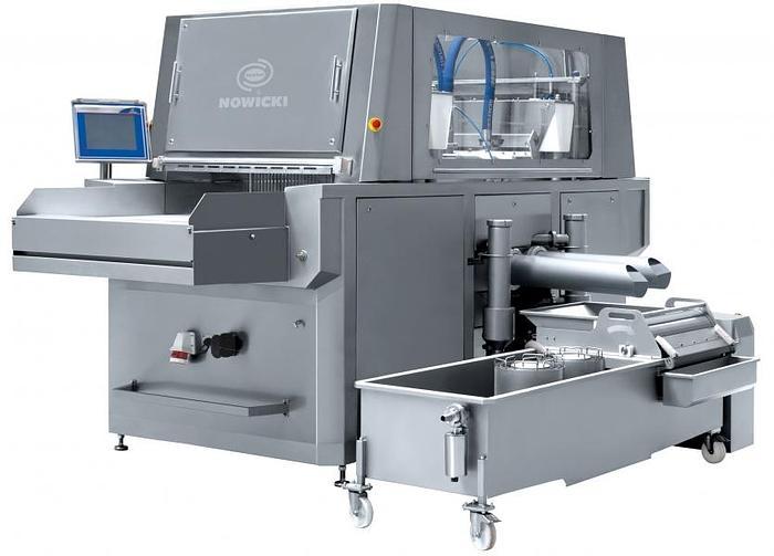 Nowicki Industrie-SAS Injektoren
