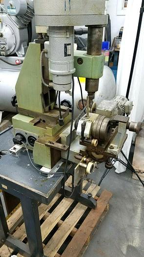 Used Meyrat & Luisoni Tousdiamants Diamond Cutting Machine