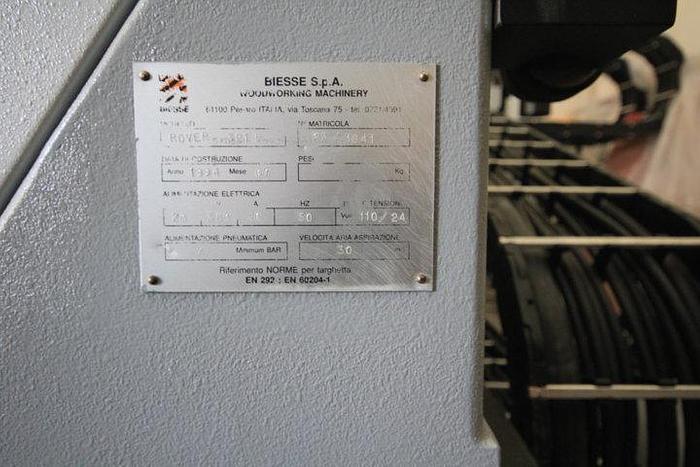 1994 Biesse Rover 321
