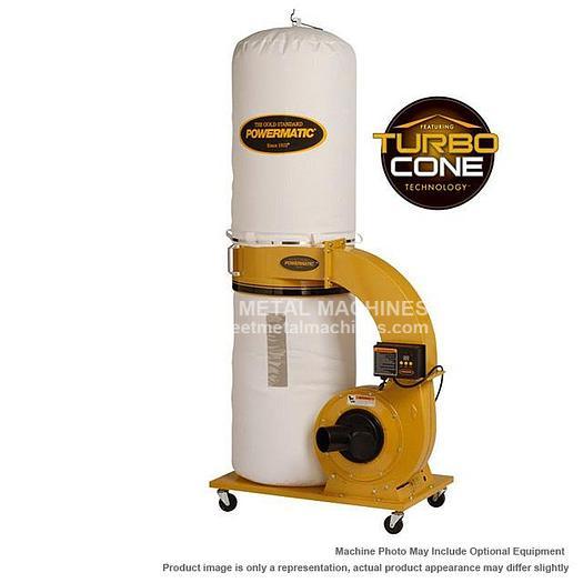 POWERMATIC PM1300TX-BK Dust Collector 1.75HP 1PH 115/230V 30-Micron Bag Filter Kit 1791078K