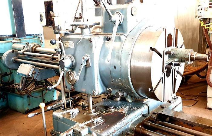 WMW Union BFT 80 Horizontal Boring Machine
