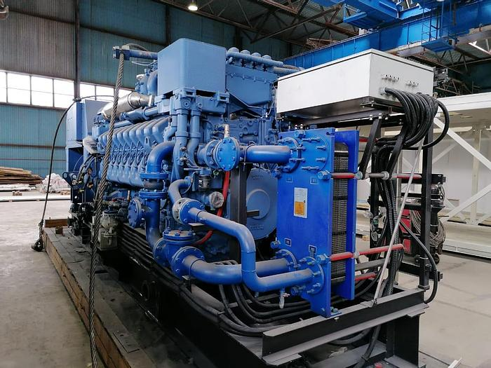 MTU 20v4000 new generators x 3 sets