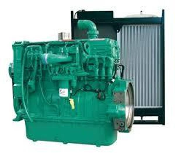 0.36 MW (360 KW) 2019 New Cummins QSX15G8 Diesel Generator