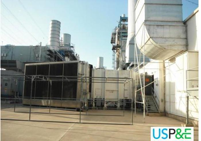 70 MW 1999 Used Westinghouse W25111A Combined Cycle Power Plant