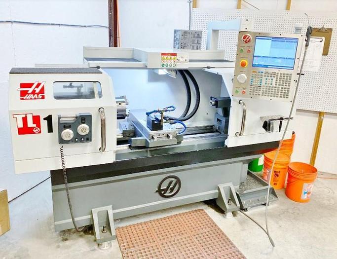 Used 2017 Haas TL-1