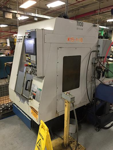MORI SEIKI TV30 HIGHSPEED MILL/DRILL AND TAPP MACHINE