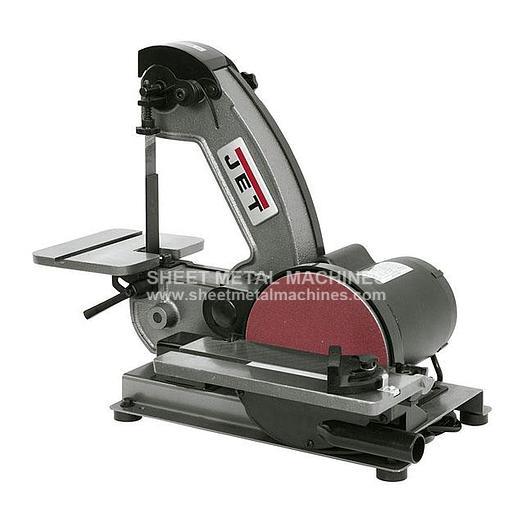JET J-4002 1 x 42 Bench Belt and Disc Sander 577003
