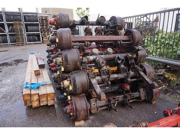 Used BPW 22.5 INCH SEVERAL KINDS