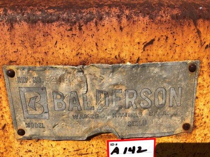 BALDERSON