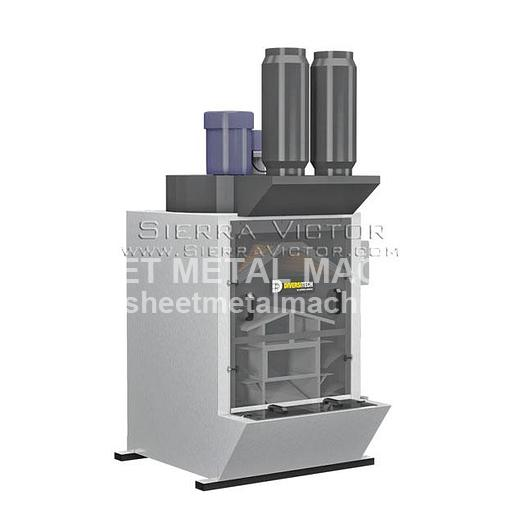 DIVERSI-TECH Wet Dust Collectors and Wet Scrubbers