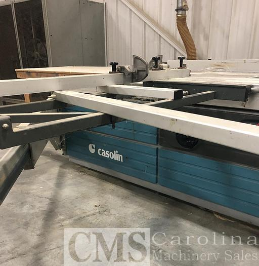 Used 1997 Casolin Astra SE 400 Sliding Table Saw