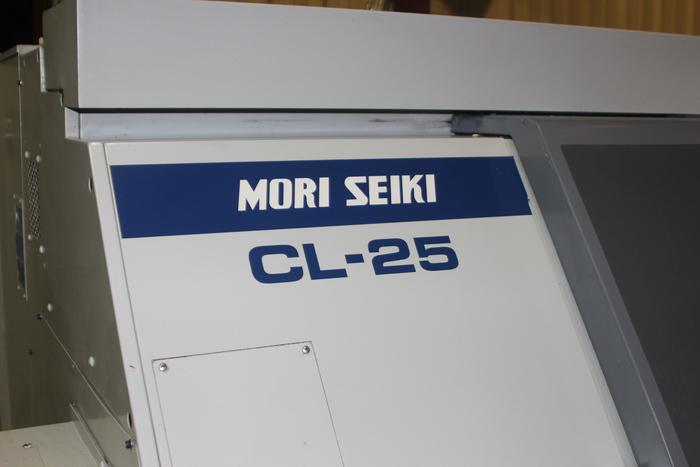 1995 Mori Seiki CL-25