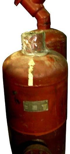 Używane Odolejacz do sprężarek amoniakalnych