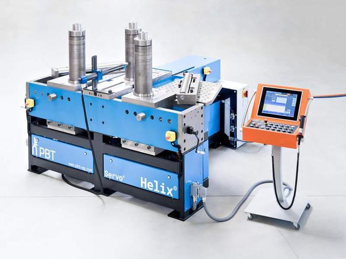 HELIX Servo® Profile Bending Machine