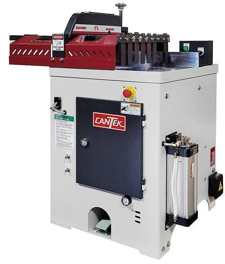Cantek PCS-18M Pneumatic Cut-Off Saw
