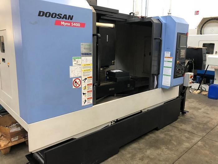 08/2012 Doosan MYNX 5400/40