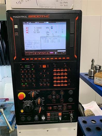 Used 2017 Mazak VC-Primos 400SG