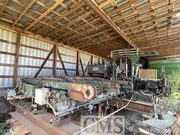 Used MAC Sawmill Gang Rip