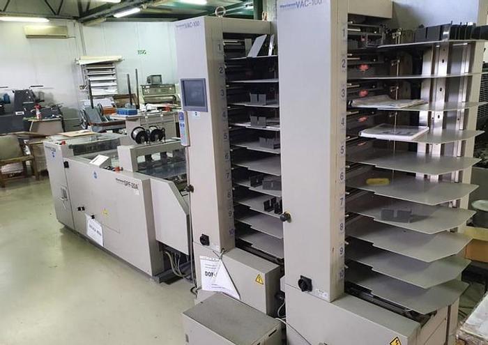 Used 2005 Brochure line Horizon VAC 100 SPF 20A FC 20A  - 2005 year model  Horizon VAC 100 SPF 20A FC 20
