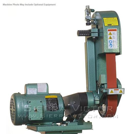 BURR KING Model X400 Prosumer Belt Grinder