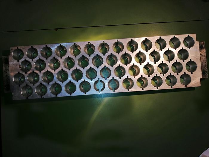 Gebraucht Diverse Entsteinplatten (Kirschen + Pflaumen)