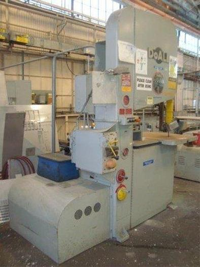 "35"" x 20"", DOALL, ZW-3620 ZEPHYR, 1992, HIGH SPEED, 50-5200 FPM, BLADE WELDER   Our stock number: 5570"