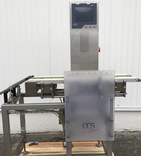 Used R 12303 D - Checkweigher OCS HC - 1,500 g