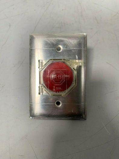 Used Allen Bradley 800T-D Push Button Switch