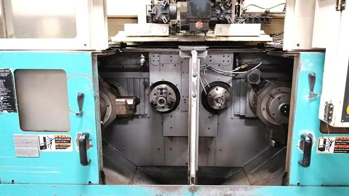 "Muratec ""Murata"" MW120-G CNC Twin Spindle Turning Center"