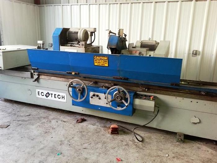 "20"" X 80"" Eco-Tech Cylindrical Grinder, 20 hp Wheel Head"