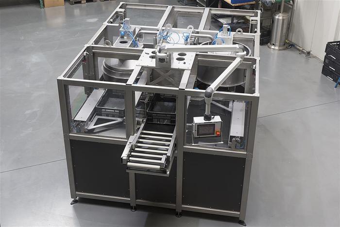 2018 Crate dryer