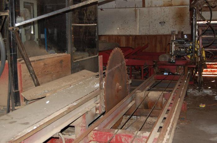 Used Complete Operation Meadows Sawmill